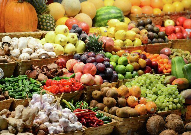 Owoce  z Syrii