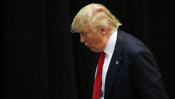 Republikański kandydat na prezydenta USA Donald Trump - Sputnik Polska