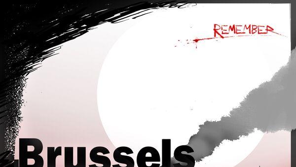 Je suis Brussels - Sputnik Polska
