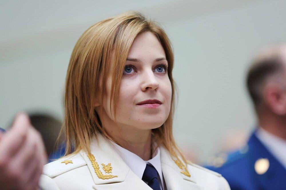 Prokurator Krymu Natalia Pokłońska