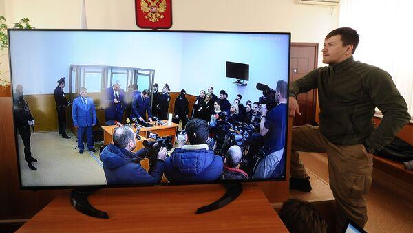 Ogłoszenie wyroku w sprawie Nadieżdy Sawczenko - Sputnik Polska