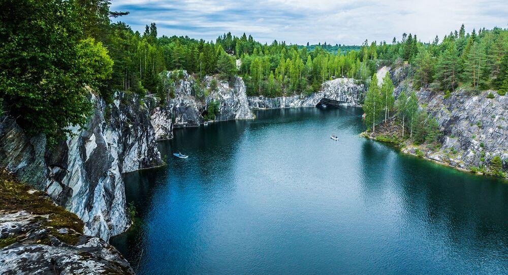 Park narodowy w Karelii