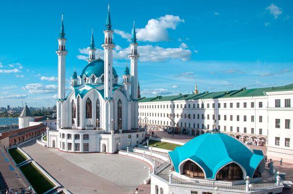 Meczet Kul Szarif w Kazaniu - Sputnik Polska
