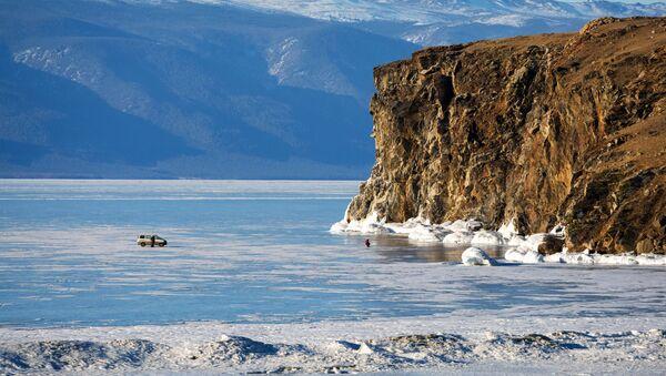 Olchon, największa wyspa Bajkału - Sputnik Polska
