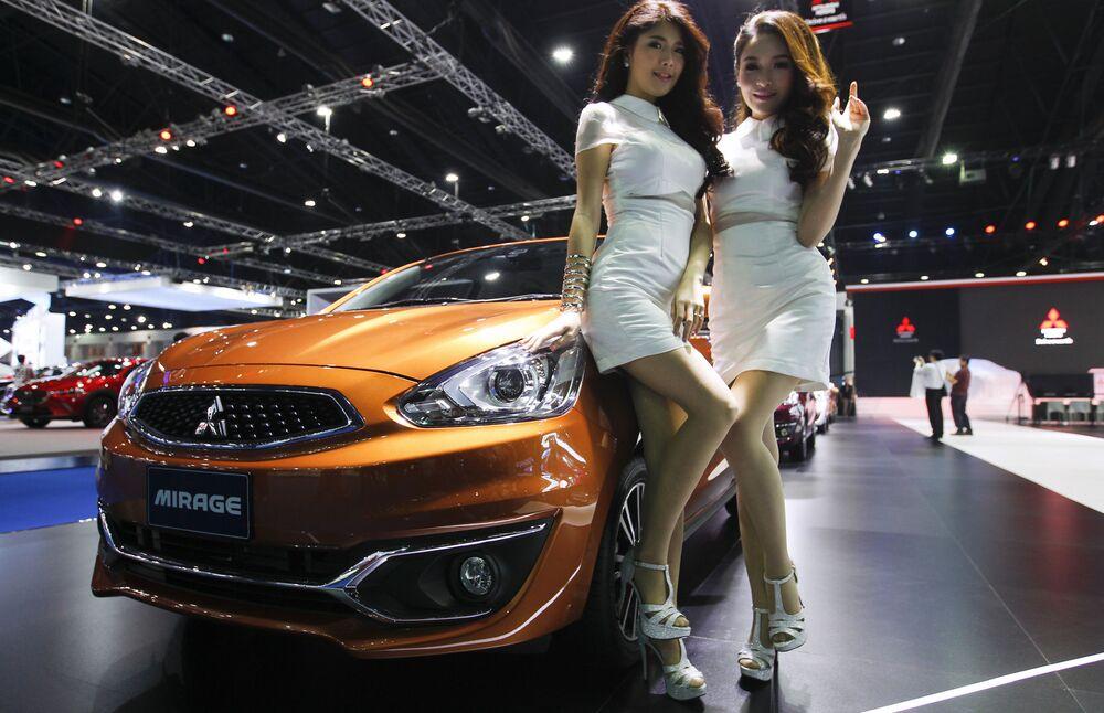 XXXVII Międzynarodowe targi samochodowe w Tajlandii.