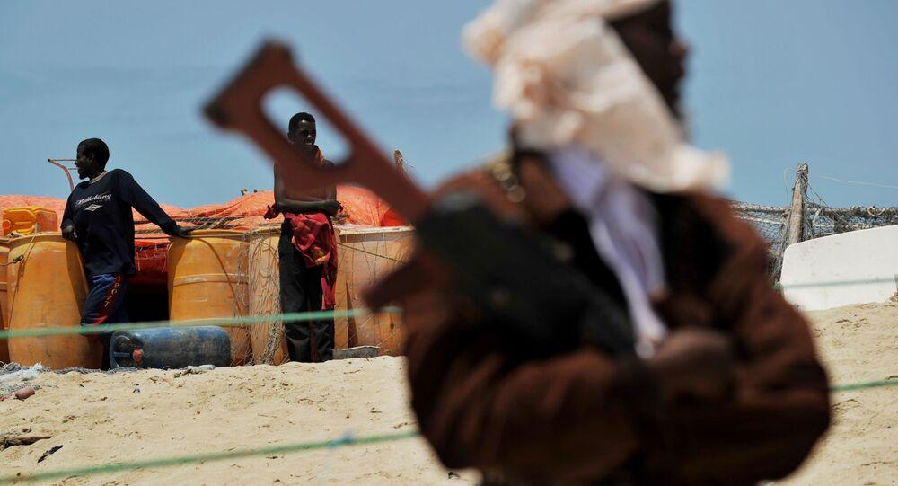 Somalijscy piraci