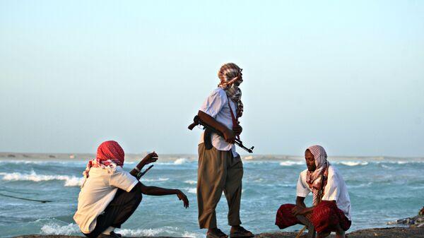 Somalijscy piraci - Sputnik Polska