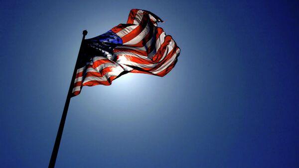 Flaga Stanów Zjednoczonych - Sputnik Polska