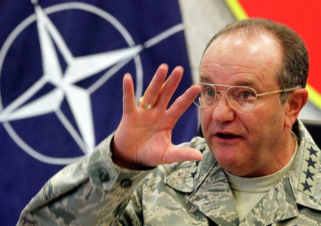 Dowódca sił NATO w Europie gen. Philip Breedlove