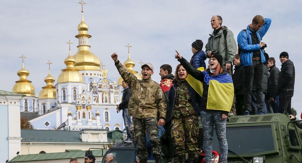 Marsz Bohaterów w Kijowie