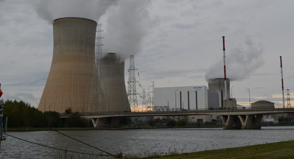 Belgijska elektrownia atomowa Tihange