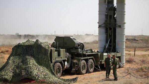 System przeciwlotniczy S-400 Triumf - Sputnik Polska