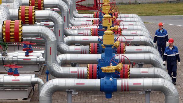 Minister energetyki Rosji poinformował o prawdopodobnej trasie Tureckiego Potoku - Sputnik Polska
