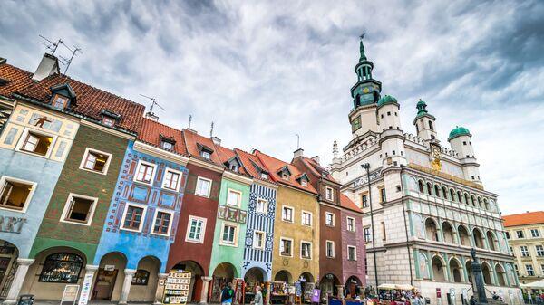 Poznań, Polska - Sputnik Polska