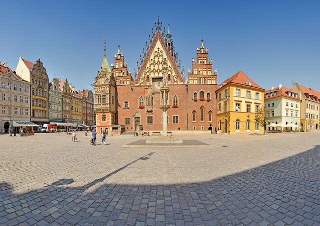 Wrocław, Polska