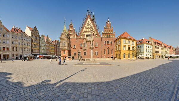 Wrocław, Polska - Sputnik Polska