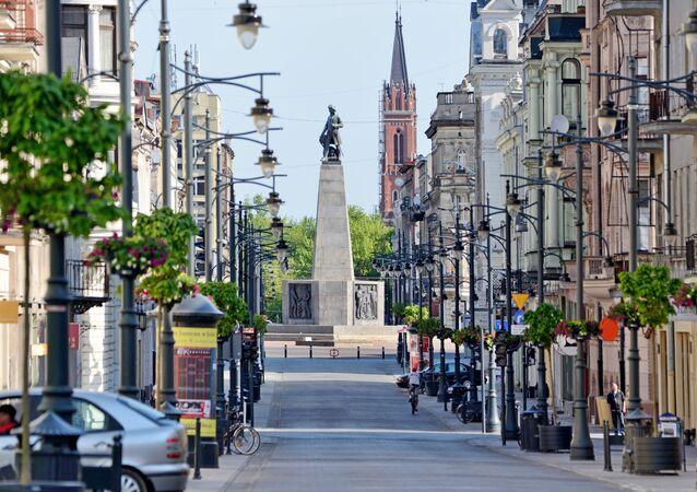 Łódź, Polska