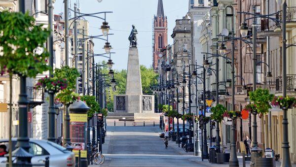 Łódź, Polska - Sputnik Polska