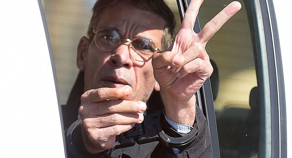 Aresztowanie porywacza samolotu EgyptAir