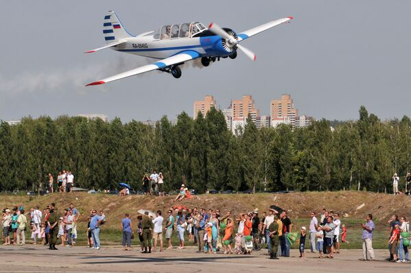 Samolot Jak-52 - Sputnik Polska