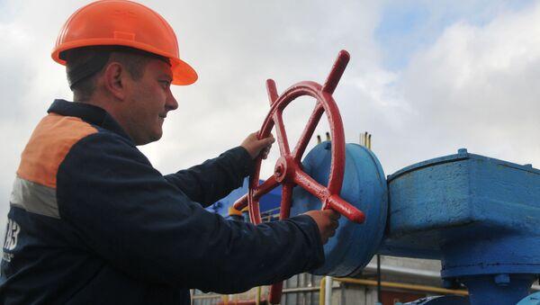 Kijów twierdzi, że może obejść się bez rosyjskiego gazu przez cały rok - Sputnik Polska