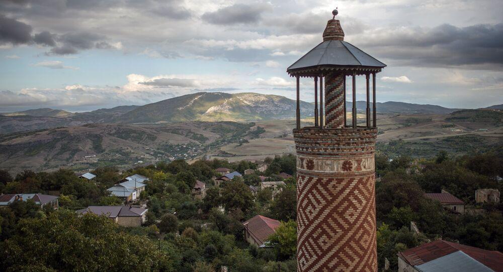Górski Karabach.