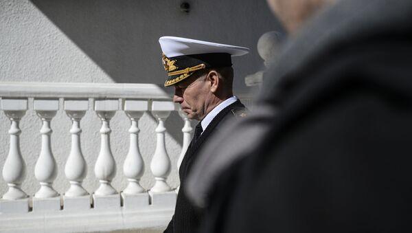 Admirał Sierhij Hajduk - Sputnik Polska