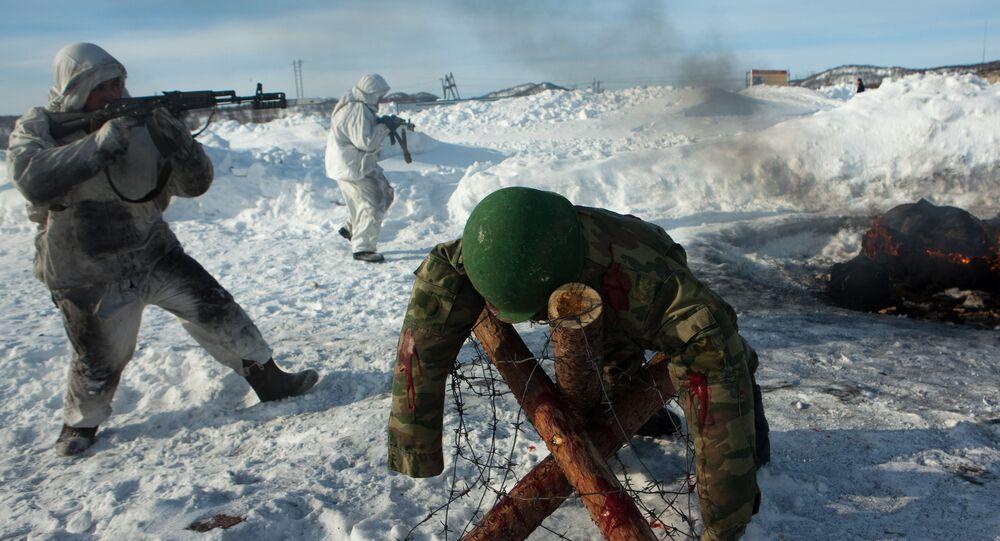 61. Pułk Piechoty Morskiej Floty Północnej Rosji
