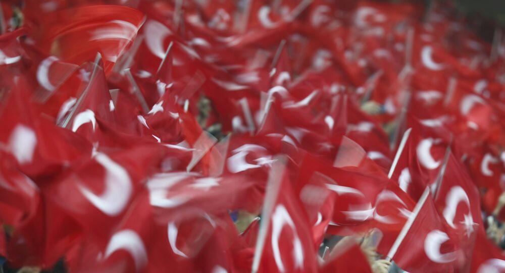 Flagi Turcji