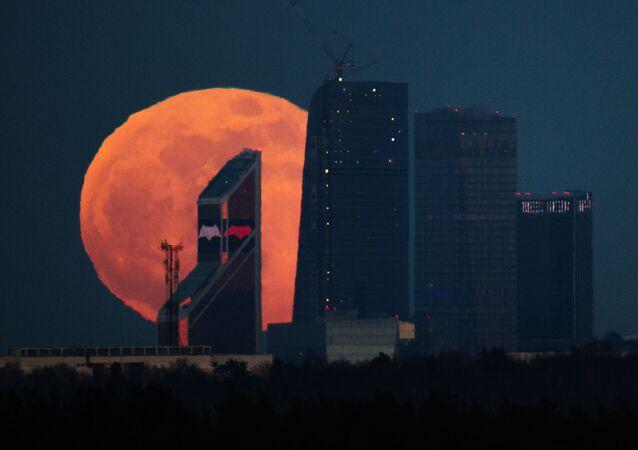 Moskiewskie City.