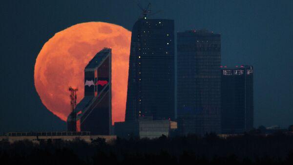 Moskiewskie City. - Sputnik Polska