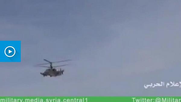 """Praca rosyjskich """"aligatorów"""" w Syrii trafiła na YouTube - Sputnik Polska"""