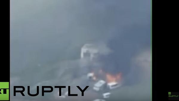 Azerbejdżan zbombardował punkt dowódczy w Karabachu - Sputnik Polska