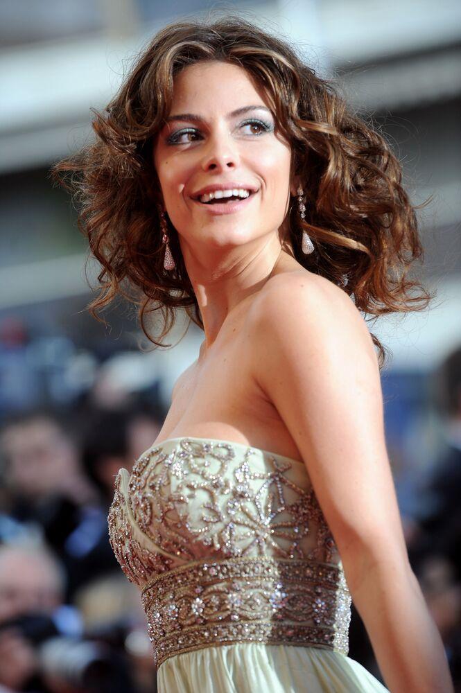 Amerykańska aktorka Maria Menounos