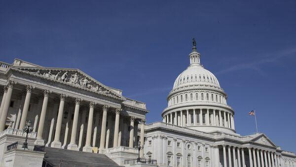 Capitol w Waszyngtonie - Sputnik Polska