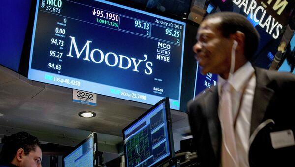 Moody's - Sputnik Polska