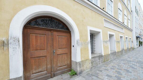Dom Hitlera w Braunau - Sputnik Polska