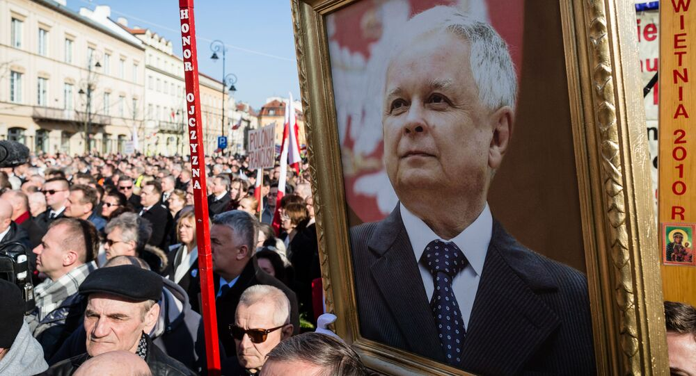 Obchody rocznicy katastrofy smoleńskiej w Polsce