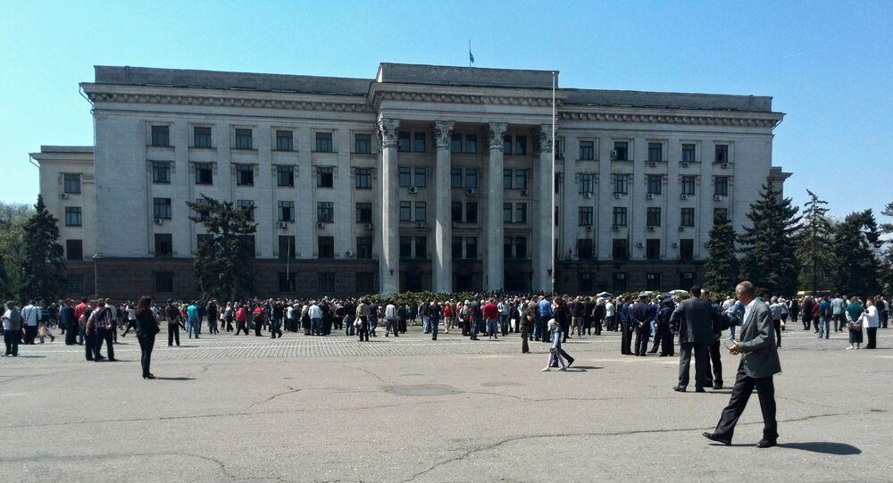 Dom Związków Zawodowych w Odessie