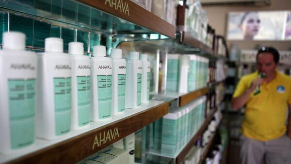 Kosmetyki izraelskiej firmy Ahava - Sputnik Polska
