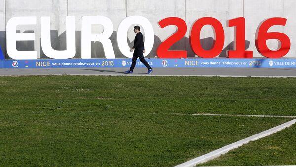 Euro 2016 na stadionie Allianz Riviera w Nicei, Francja - Sputnik Polska