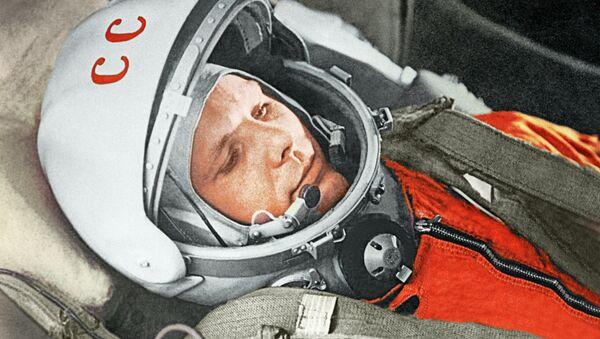 Jurij Gagarin - Sputnik Polska