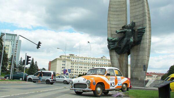 Pomnik Czynu Rewolucyjnego w Rzeszowie - Sputnik Polska