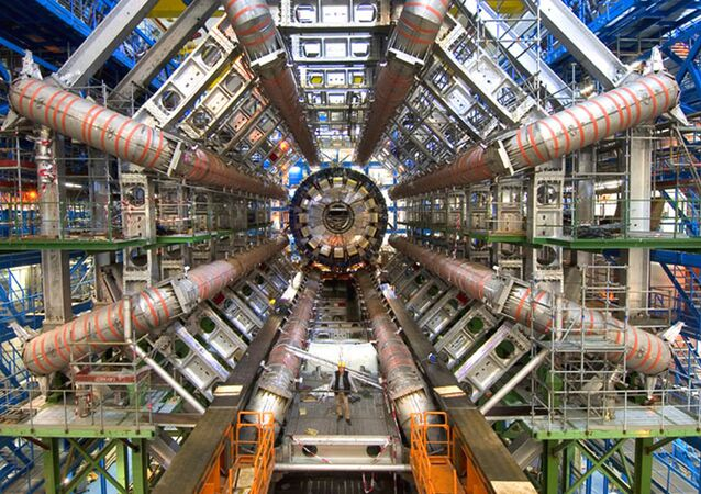 Wielki Zderzacz Hadronów