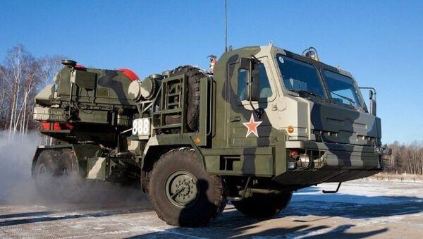 Rakietowy system przeciwlotniczy S-500 - Sputnik Polska