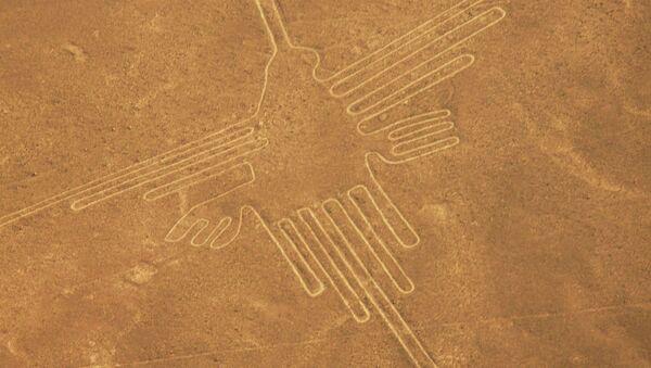 Rysunki z Nazca - Sputnik Polska
