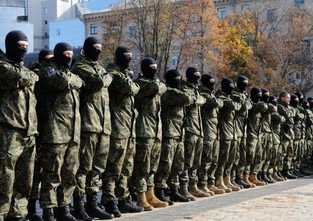 """Nacjonalistyczny ochotniczy batalion """"Azow"""""""
