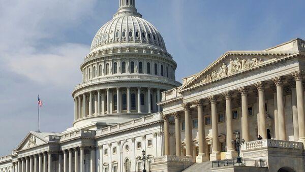 Budynek Kongresu w Waszyngtonie - Sputnik Polska