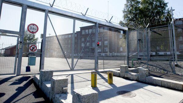 Więzienie Ila w Norwegii - Sputnik Polska