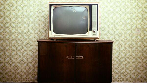 Stary telewizor - Sputnik Polska